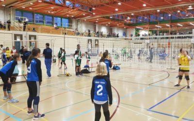 Volleyball U13 Championnat féminin 2019-20